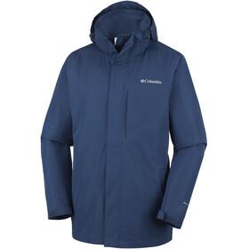 Columbia Forest Park Jacket Men Carbon
